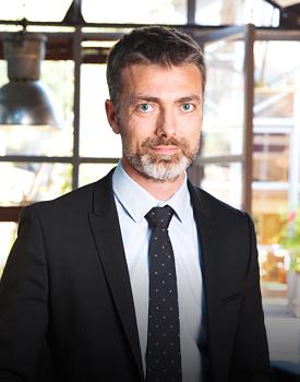 Cedric Joubert, Directeur de Région Pays de La Loire