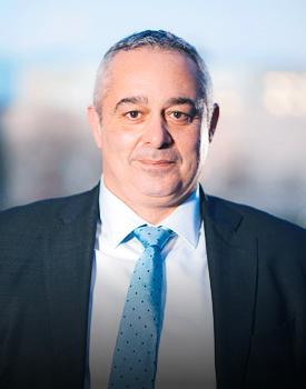 Eric-Pistre, Directeur délégué Région Ile de France