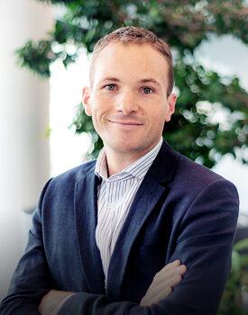 Guillaume Moutel, Directeur général UP2PLAY