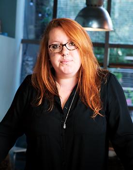 Laure Lavieu, directrice de la communication