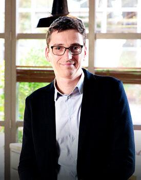 Stephane Gai, Directeur Général REALITES INGENIERIE