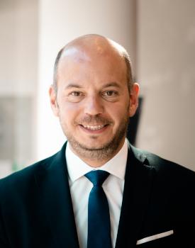 Christophe_POUSSIELGUE, Directeur Régional Ile de France
