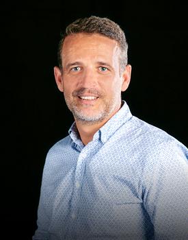 Jérome Bois, Directeur de région Centre Loire