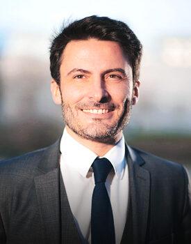 Jean François Vigneron, Directeur général RI
