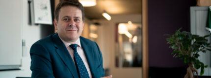 Luc BELOT, Directeur général REALITES HUB5
