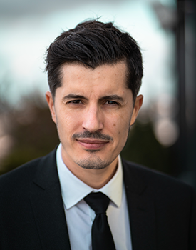Nicolas MARRON, Directeur Général Délégué Cap'Etudes