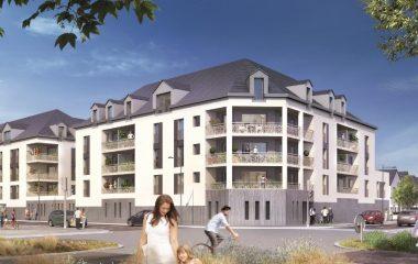 REALITES livraison résidence INITIAL Angers