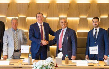 Signature partenariat REALITES AFRIQUE - GROUPE MFADEL_actu