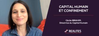 Cécile Ibrahim Directrice du Capital Humain
