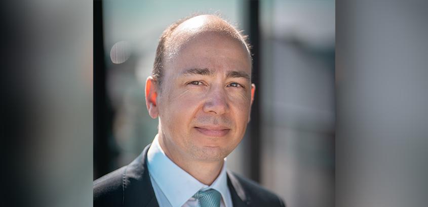 Yann Mertz, secrétaire général de REALITES